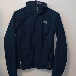 North face lined jacket